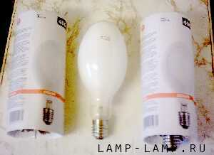 Osram 400w HQL lamps from China
